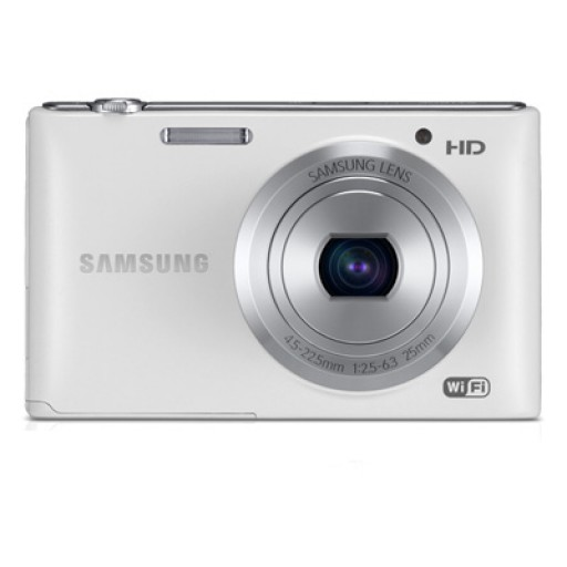 Samsung ST150 Digital Compact Camera in White