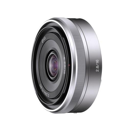 Sony 16mm Pancake Lens (NEX)