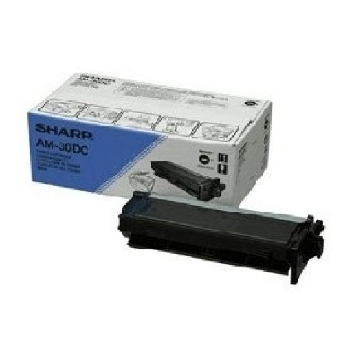 Sharp AM30DC Toner Cartridge, AM-300, AM-400 - Black Genuine