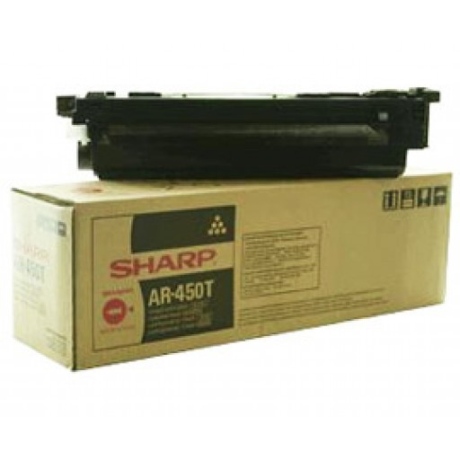 Sharp AR-450T Toner Cartridge, ARP-350, ARP-450 - Black Genuine
