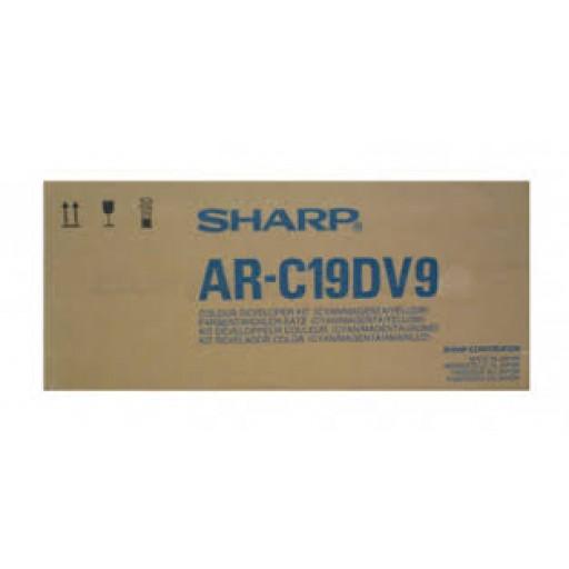 Sharp AR-C19DV9 Developer kit, AR C100, C150, C160, C250, C330 - Colour Genuine