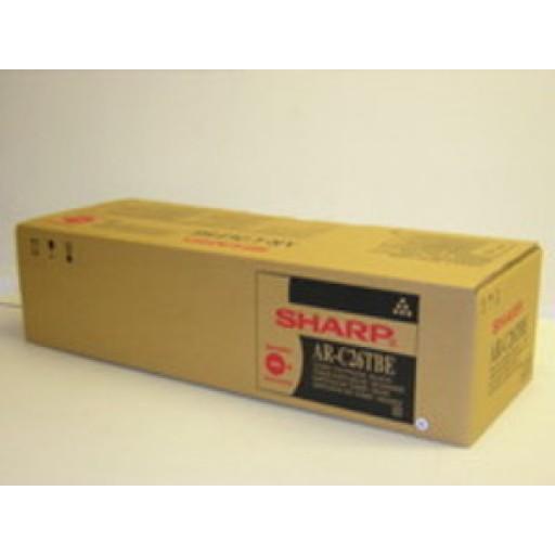 Sharp ARC26TBE Toner Cartridge, AR C170, C172, C260, C262- Black Genuine