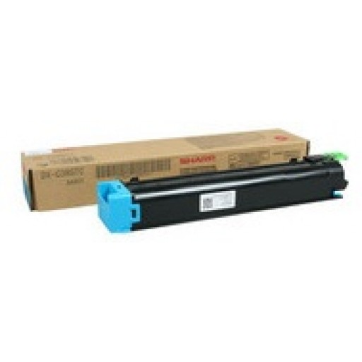 Sharp DX-C38GTC, Toner Cartridge Cyan, DX C310, C311, C380, C381, C400- Original
