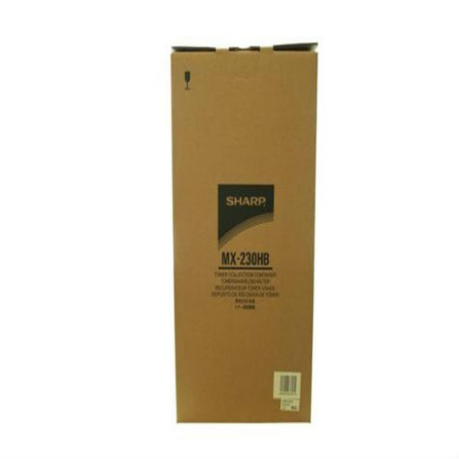 Sharp MX-230HB Waste Toner Bottle, MX 2310 - Genuine