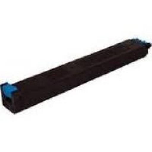 Sharp MX27GTCA, Toner Cartridge Cyan, MX-2300, MX-2700- Compatible