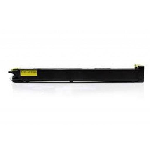 Sharp MX27GTYA, Toner Cartridge Yellow, MX-2300, MX-2700- Compatible