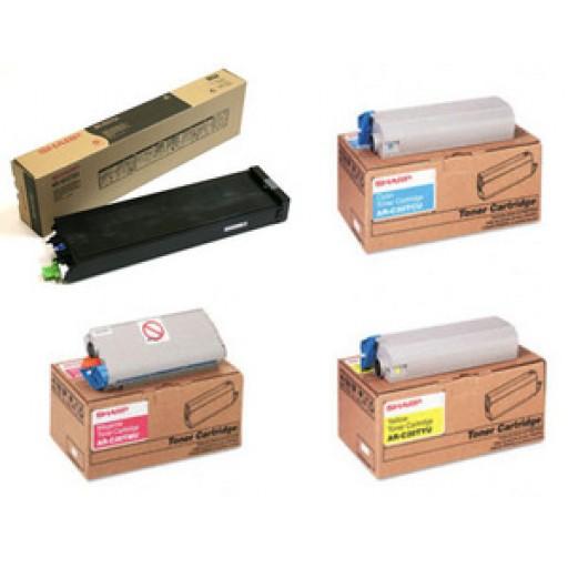 Sharp MX-3500, MX-3501, MX-4500, Toner Cartridge- Value Pack- Genuine