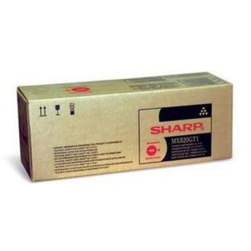 Sharp MXB20GT1 Toner Cartridge, MX B200, B201 - Black Genuine