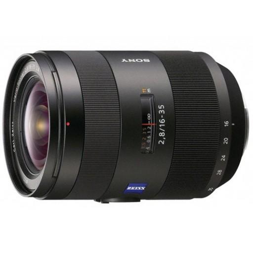 Sony 16-35mm F2.8 ZA SSM Vario-Sonnar T* Lens