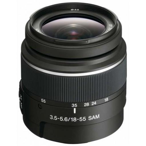 Sony DT 18-55mm f/3.5-5.6 Standard Zoom Lens