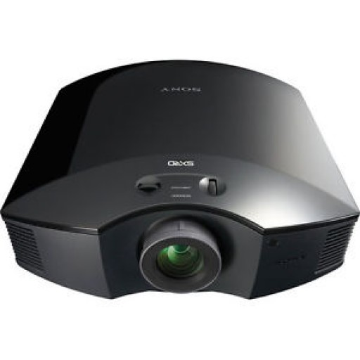 Sony HW55ES 3LCD Home Theater Cinema Projector Black