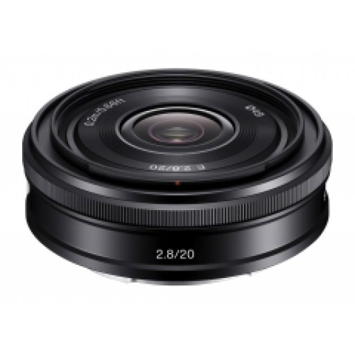 Sony Sel 20MM F2.8 Wide Angle E-mount Lens