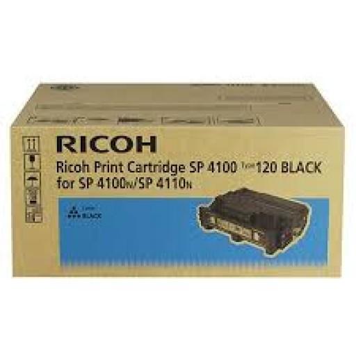 Ricoh 402810, Toner Cartridge Black, Type 220, SP4100, 4110, 4200, 4310N - Original