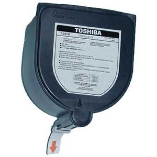 Toshiba T-2510E Toner Cartridge - Black Genuine