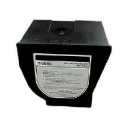 Toshiba T-3560E Toner Cartridge - Black Genuine