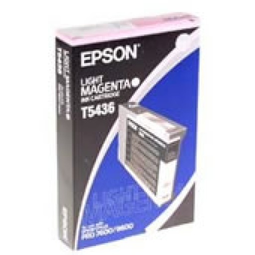 Epson T5436 Ink Cartridge - Light Magenta Genuine