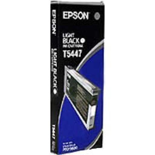 Epson T5447 Ink Cartridge - HC Light Black Genuine