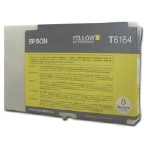 Epson T6164 Ink Cartridge - Yellow Genuine
