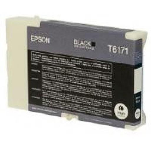 Epson T6171 Ink Cartridge - Black Genuine
