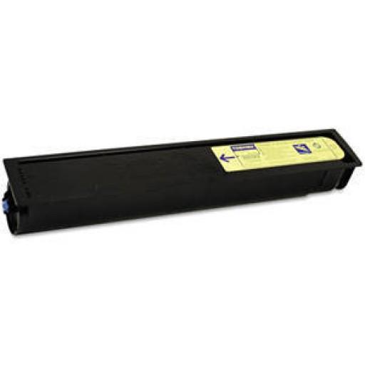 Toshiba T-FC26SY Toner Cartridge, E-Studio 222, 262 - Yellow Genuine