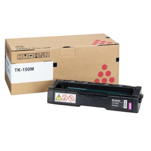 Kyocera Mita TK-150M, Toner Cartridge- Magenta, FS-C1020- Genuine