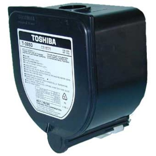 Toshiba T-3850 Toner Cartridge, 3850, ImageMaster 3850 - Black Genuine