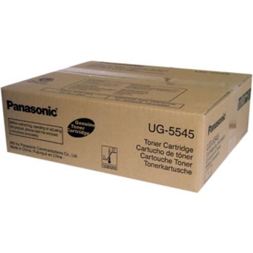 Panasonic UG-5545 Toner Cartridge - Black Genuine