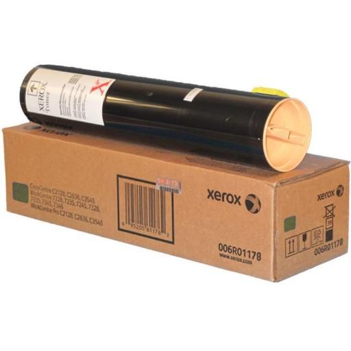 Xerox 006R01178, Toner Cartridge Yellow, WorkCentre 7328, 7335, 7345, 7346- Original