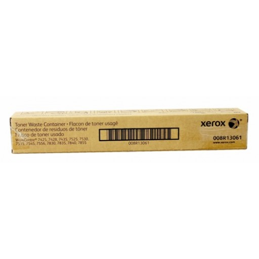 Xerox 008R13061, Waste Toner Cartridge, WorkCentre 7525, 7530, 7535, 7545, 7556- Original