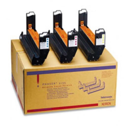 Xerox 016193500 Drum Units ValuePack, Phaser 2135 - Yellow, Cyan, Magenta Genuine