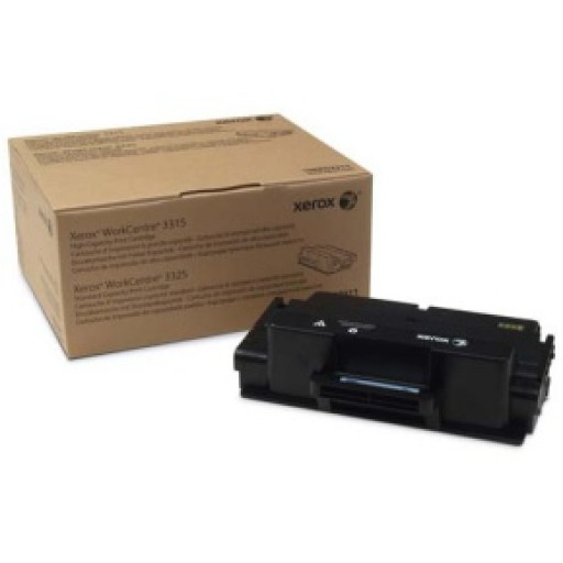 Xerox 106R02311 Toner Cartridge, WorkCentre 3315, 3325 - Black Genuine