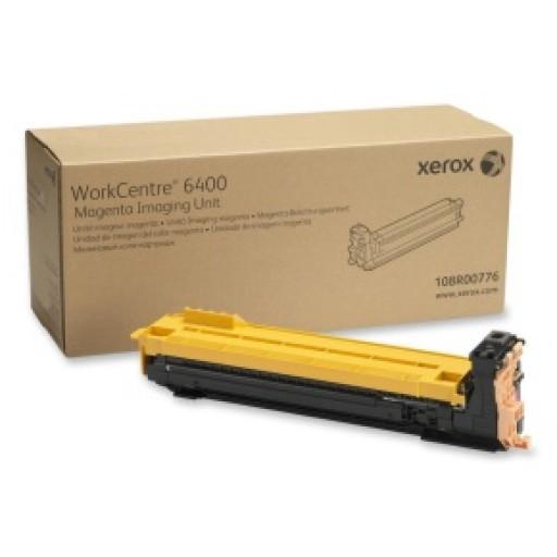 Xerox 108R00776 Drum Cartridge, WorkCentre 6400 - Magenta Genuine