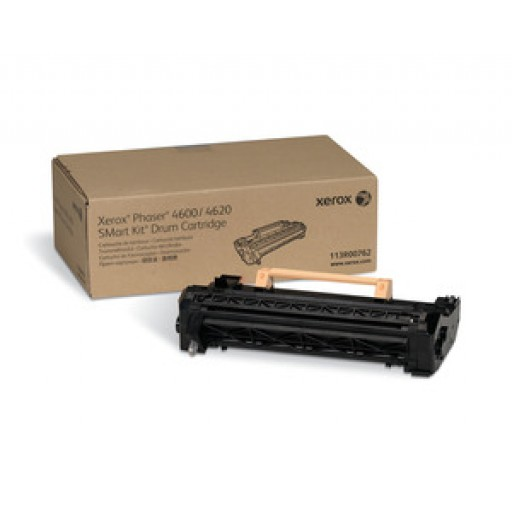 Xerox 113R00762 Drum Cartridge, Phaser 4600, 4620 - Black Genuine