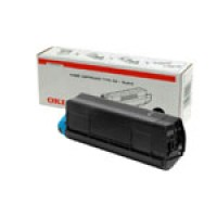 Oki 42127408, Toner Cartridge Black, C5000, C5100, C5200, C5300- Original