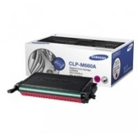 Samsung CLP-M660A, Toner Cartridge Magenta, CLP-610, 660, CLX-6200, 6210, 6240- Original