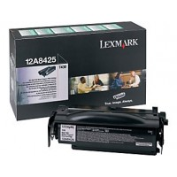 Lexmark 12A8425, Return Program HC Toner Cartridge Black, T430- Original
