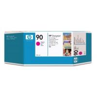 HP C5062A No.90 Ink Cartridge - Magenta Genuine