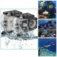 Waterproof WiFi Full HD 1080p, 12MP Video DV Action Camera Car Recorder UK