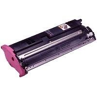 Epson C13S050035, Toner Cartridge Magenta, AcuLaser C1000, C2000- Original