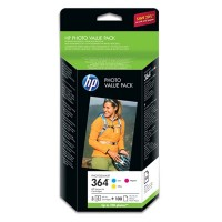 HP CG927EE PHOTO VALUE PACK 364 SERIES