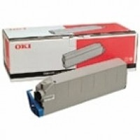 Oki 41963608, Toner Cartridge Black, C9300, C9500- Original