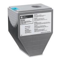 Ricoh 888238 Toner Cartridge HC Cyan, Type P2, 2228C, 2232C, 2238C - Compatible
