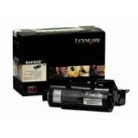 Lexmark 64416XE Toner Cartridge - Extra HC Black, T644-Genuine