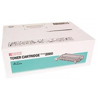 Ricoh 400395 Toner Cartridge Black, Type 2000, AP2000, AP2100 - Genuine