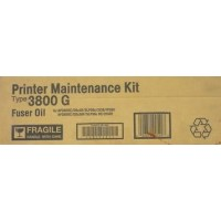 Ricoh 400549 Maintenance Kit Fuser Oil Type 3800 G, AP3800- Original