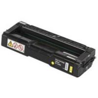 Ricoh 406482, Toner Cartridge HC Yellow, SP C310, C311, C320, C231, C232- Original