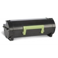 Lexmark 602, Return Program Toner Cartridge- Black, MX310DN, 410DE- Genuine