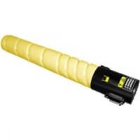 Ricoh 821186, Toner cartridge Yellow, SP C830DN, C831DN- Original