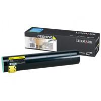Lexmark C930H2YG, Toner Cartridge- HC Yellow, C935- Original
