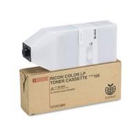 Ricoh 888034, Toner Cartridge Black, Type 105, AP3800C, CL7000, CL7100- Original